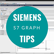 Siemens S7 Graph Tips and Tricks