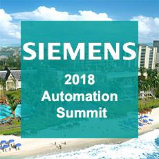 DMC to Lead 4 Sessions at 2018 Siemens Automation Summit