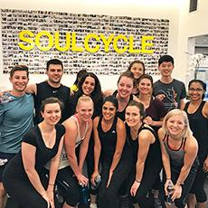 SoulCycle Takes DMC Chicago for a Ride