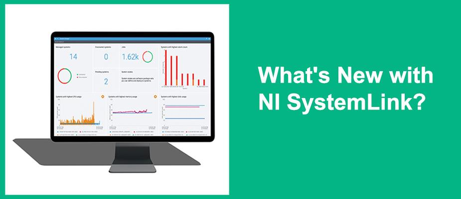 Exploring What's New with NI SystemLink