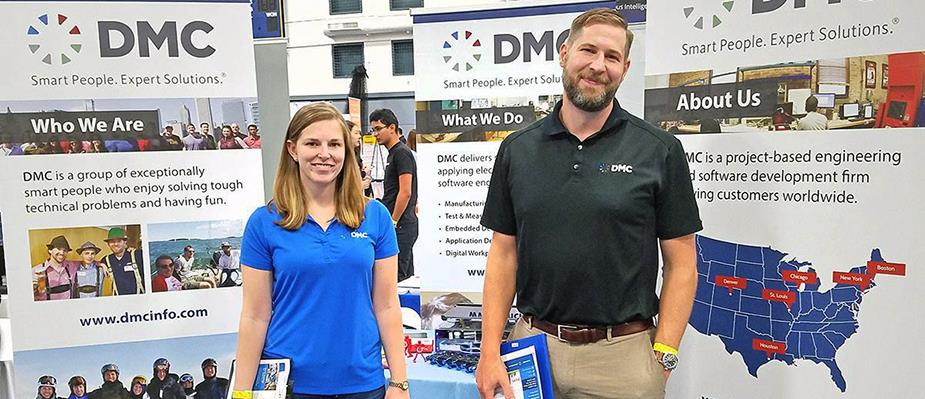 Meet DMC at a Virtual On-Campus Career Fair This Fall