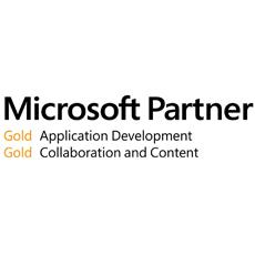 DMC Earns Microsoft Gold Partner Status in Application Development and Collaboration and Content
