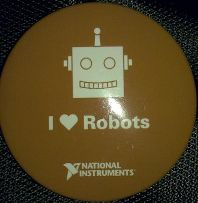 NI Week 2012 - Robot Summit