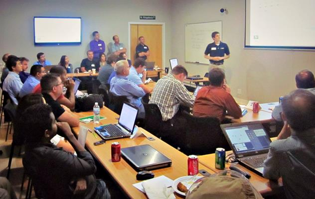 DMC Hosts Chicagoland LabVIEW Users Group