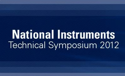 Visit DMC at the National Instruments Technical Symposium