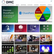 DMC Relaunches Website