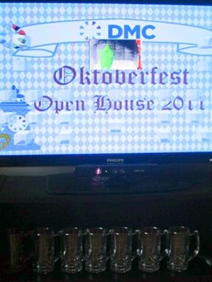 DMC's Oktoberfest Open House