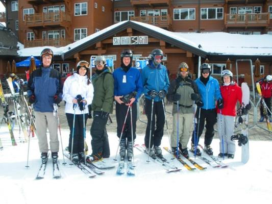 First Annual DMC Ski Trip
