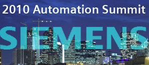 DMC Presents at the 2010 Siemens Automation Summit