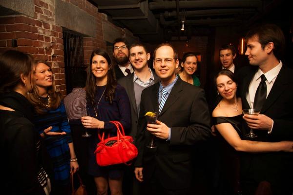 DMC Boston's Holiday Party at the Liberty Hotel | DMC, Inc