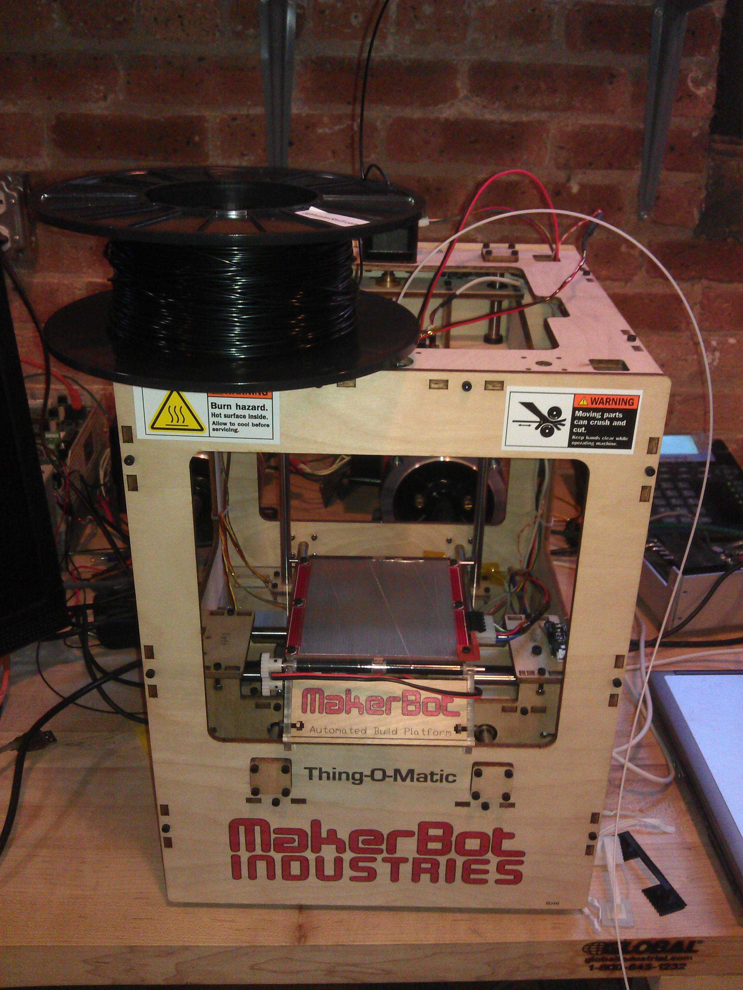 Makerbot wikipedia.