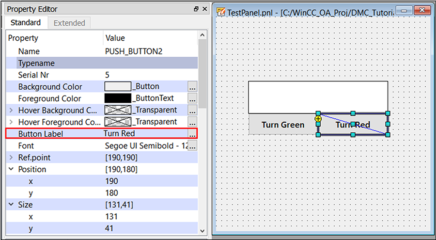 Getting Started with WinCC OA: Part 3 - Panels & The Basics | DMC, Inc