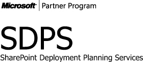 SharePoint Deployment Planning Services Partner Logo