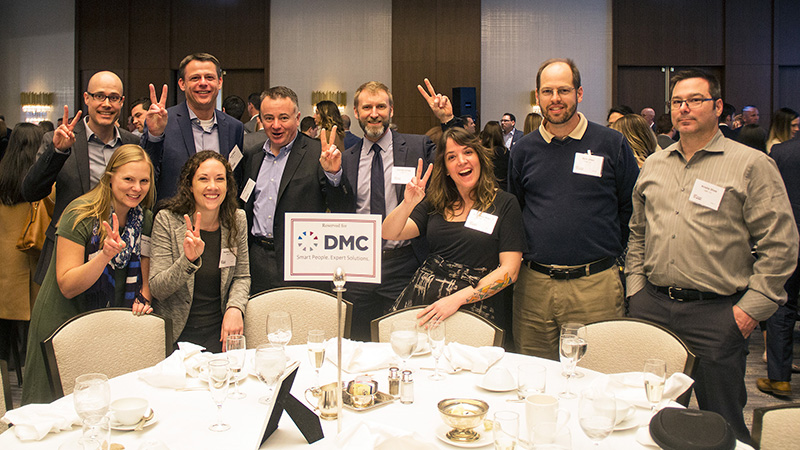 Crain's Chicago Business Named DMC #2 Company in Chicago