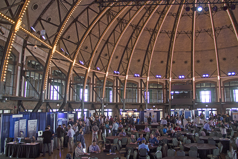 Navy Pier's Grand Ballroom at NIDays Chicago 2015
