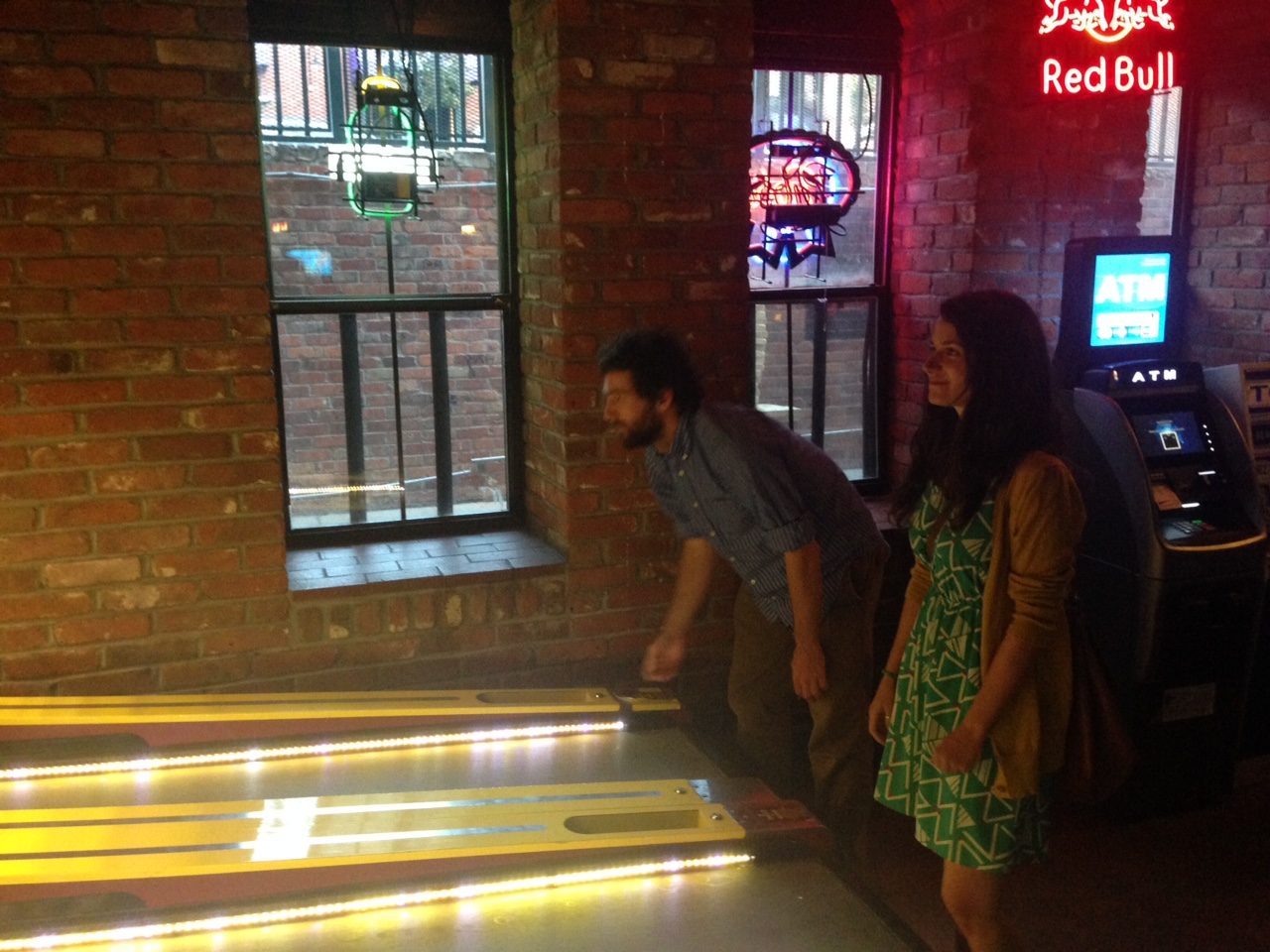 Skeeball Competition