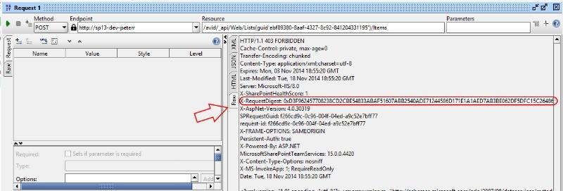 SharePoint REST API Tips | DMC, Inc