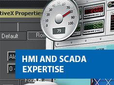 HMI and SCADA Expertise