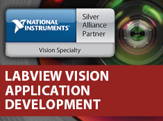 LabVIEW Vision Inspection Development; Lens, Lighting, Programming