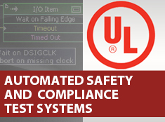 Automated Safety and Compliance Test Systems