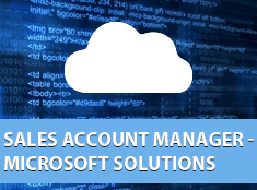 Cloud Sales Account Manager