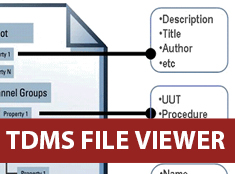 TDMS File Viewer