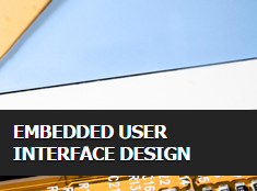 Embedded GUI Design Services