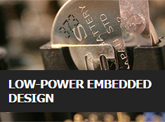 Embedded Design and Engineering Services for Battery-Powered Devices