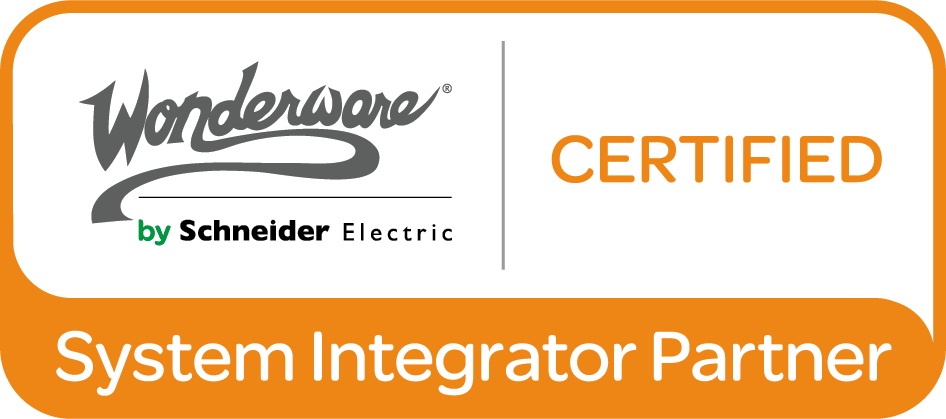Wonderware Certified System Integrator Partner Logo