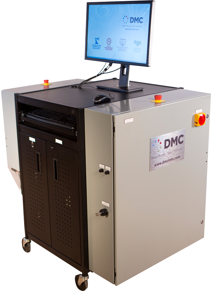 DMC's 1-Up Environmental Exerciser Test Stand for Harsh Conditions in Extended Timeframes