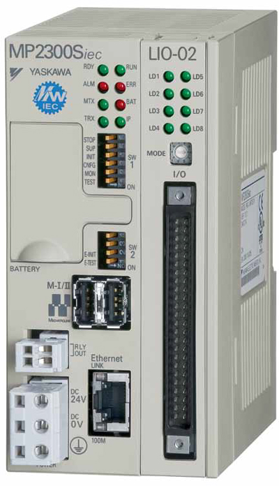 Yaskawa MP2300Siec Motion Controller