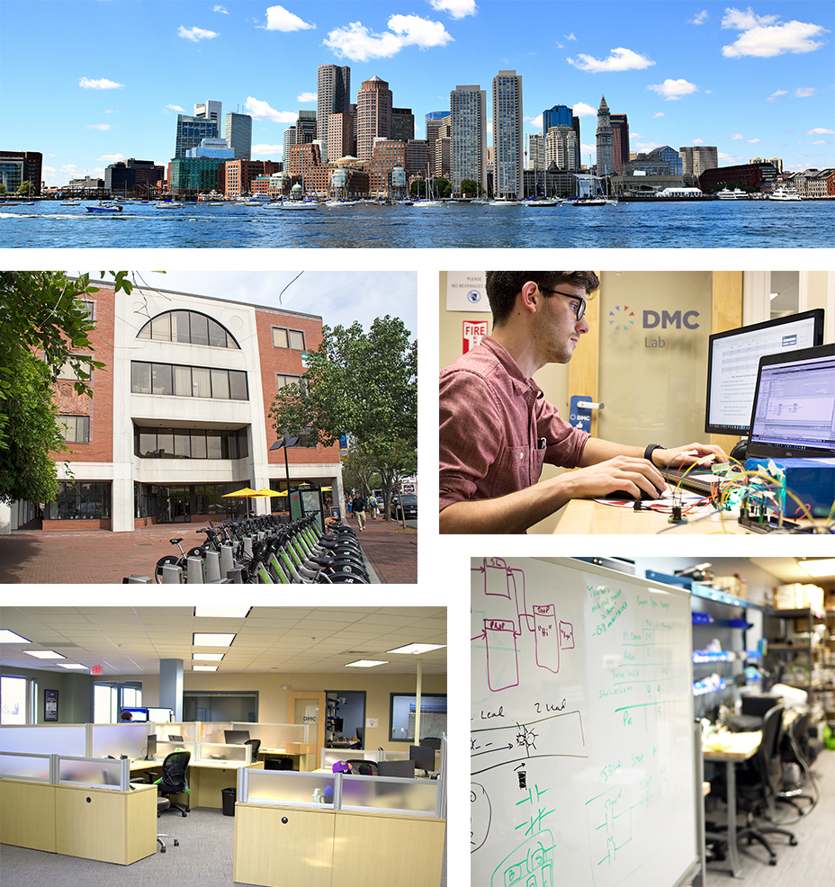 DMC Boston Office Images