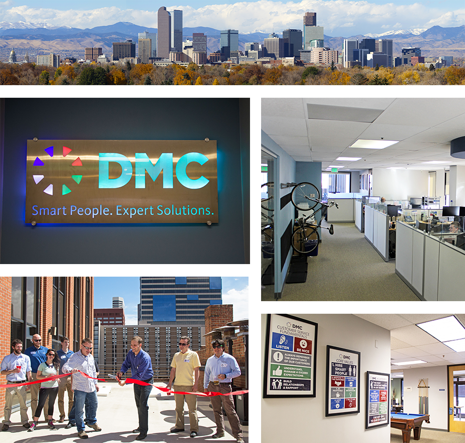DMC New York Office Images