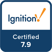 Ignition Designer Registered Integrator Logo