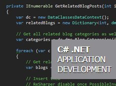 C# .NET Application Development