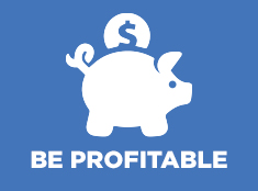 Be Profitable