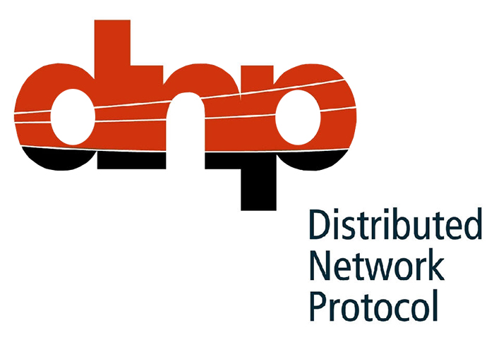 Distributed Network Protocol Logo