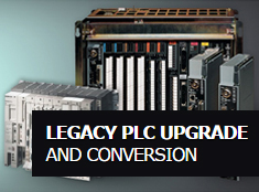 Legacy PLC Upgrade and Conversion Services