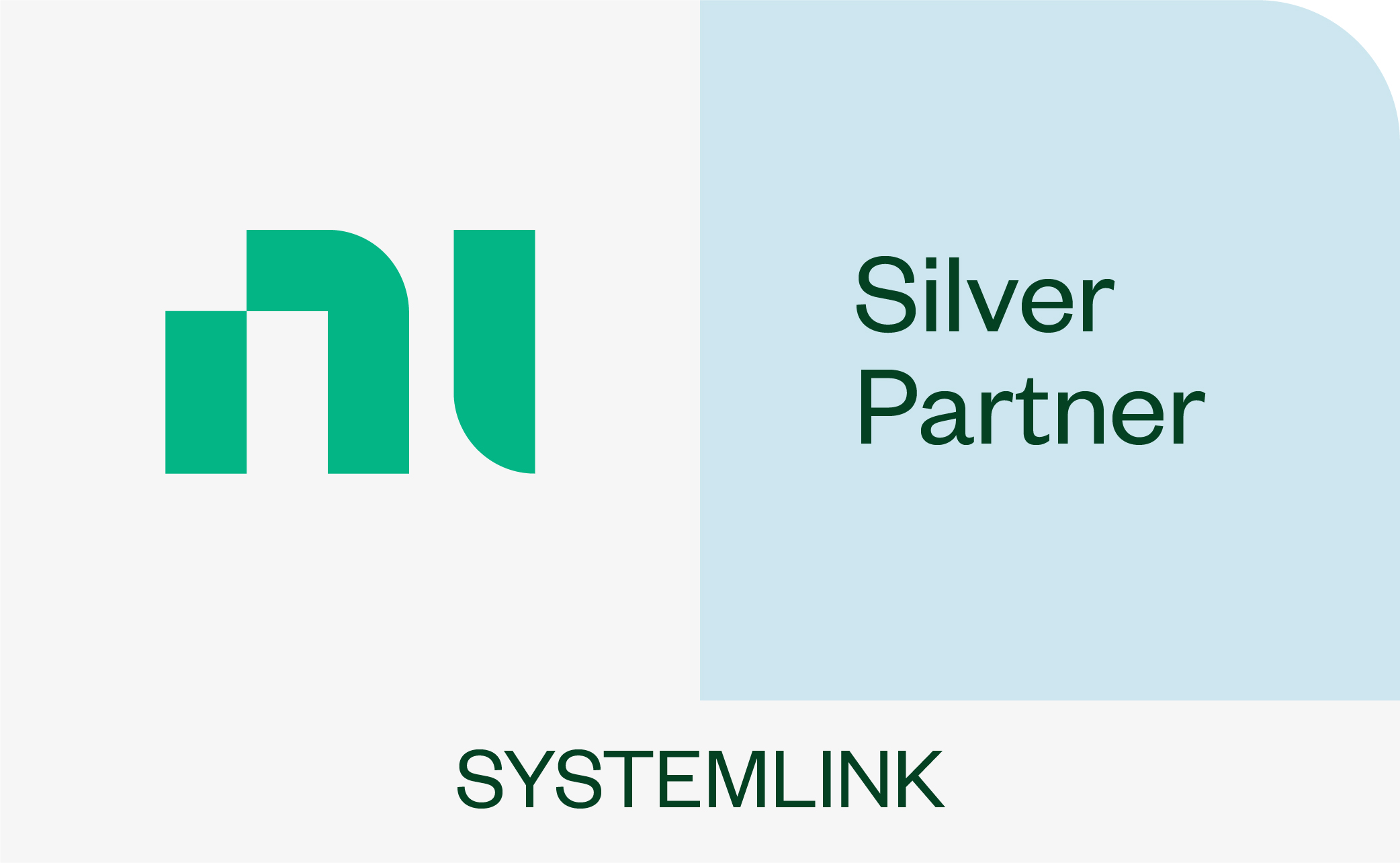 National Instruments Silver Alliance Partner - SystemLink Specialty