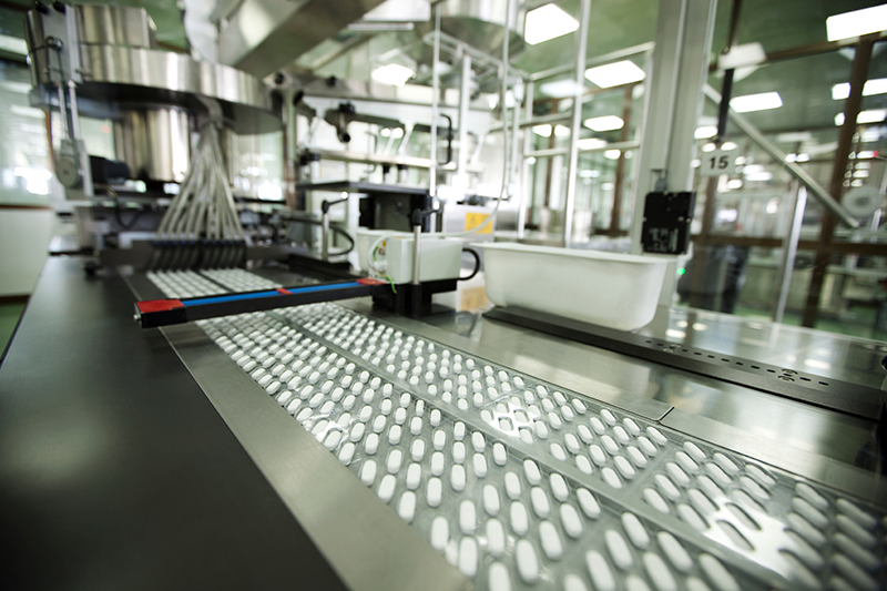 Pharmaceutical Manufacturing Automation