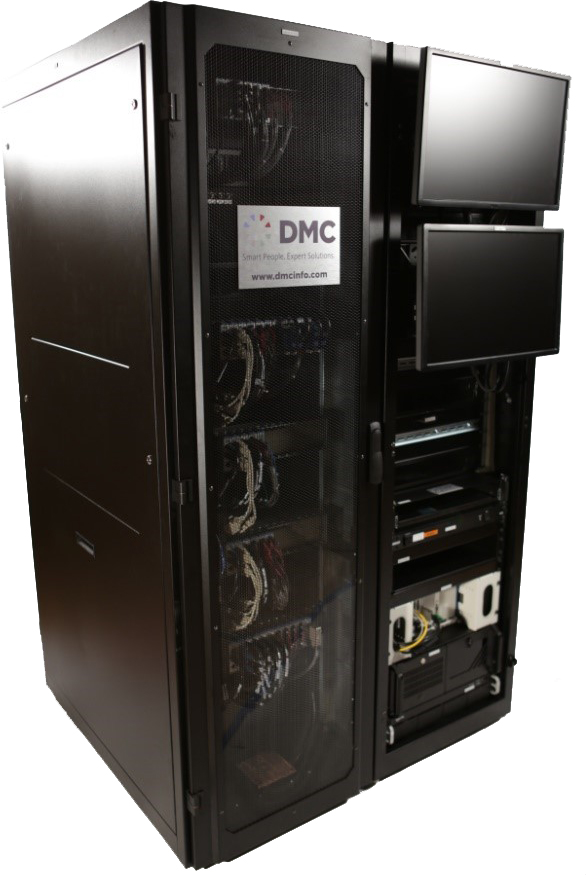 DMC's US Air Force Dynamometer Test Stand