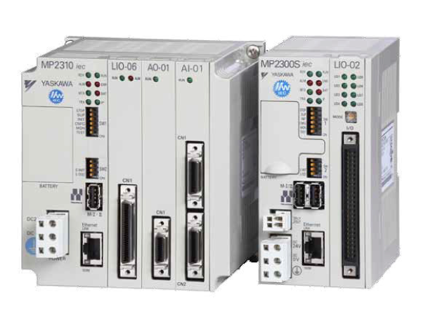 Yaskawa MP2310 and MP2300 PLC
